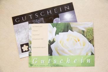 Gartenbau und Floristik Blumen Teipel Dolberg Gutschein